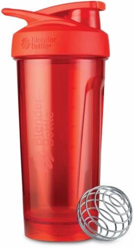 BlenderBottle® Strada Tritan Bottle - Red Perspective: front