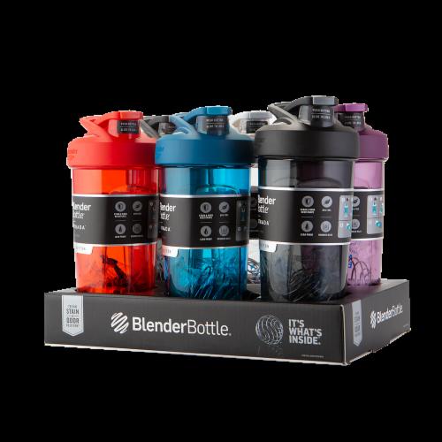 BlenderBottle Strada Water Bottle - Assorted Perspective: front