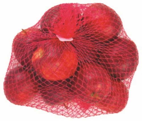 Organic Gala Apples Perspective: front