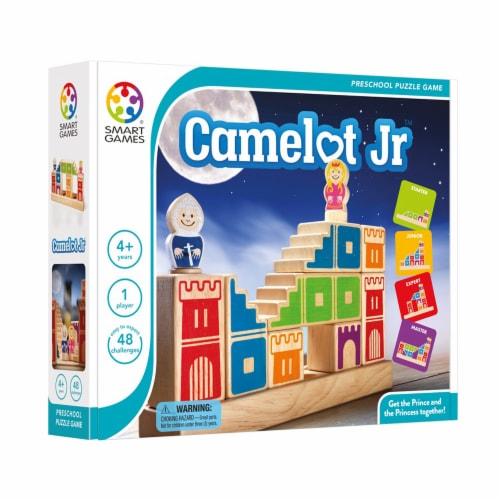 SmartGames Camelot Jr. Perspective: front