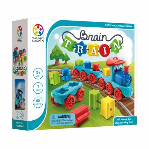 SmartGames Brain Train Perspective: front