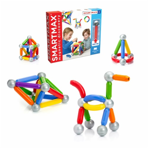 SmartMax Magnetic Discovery Start Plus Set Perspective: front