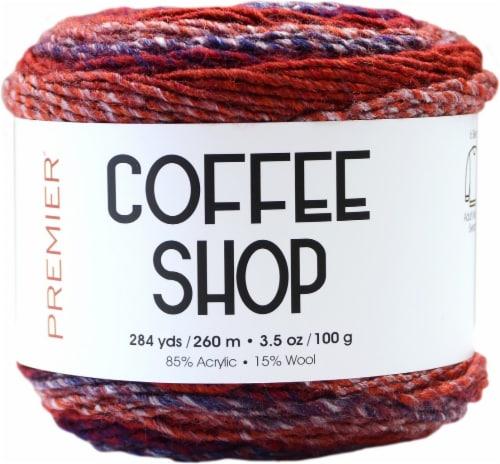 Premier Yarns Coffee Shop Yarn-Kona Perspective: front