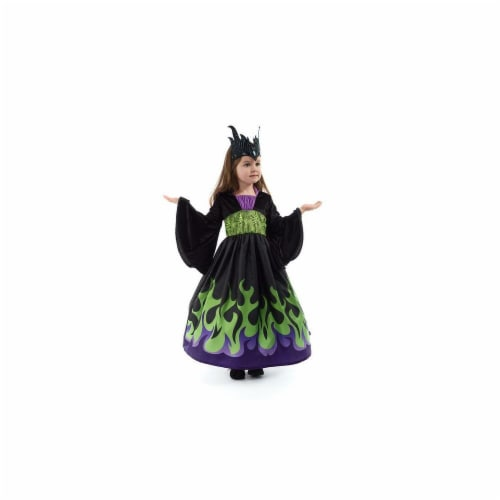Little Adventures 11510 Dragon Queen with Soft Crown - Medium Perspective: front