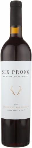 Six Prong Cabernet Sauvignon Perspective: front
