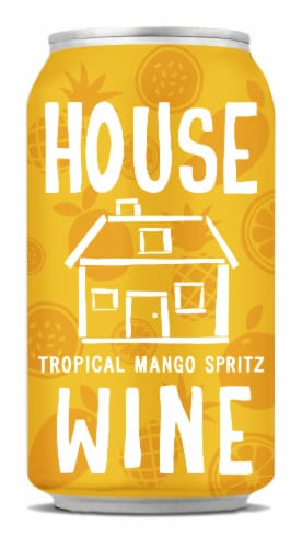House Wine Tropical Spritz Perspective: front