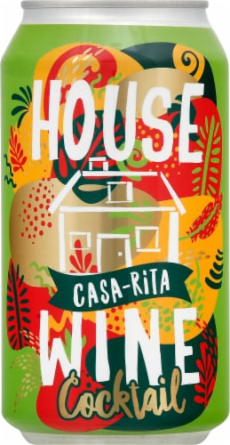 House Wine Casa Rita Cocktail Perspective: front