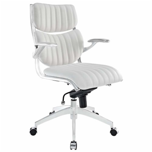 Escape Mid Back Office Chair Perspective: front