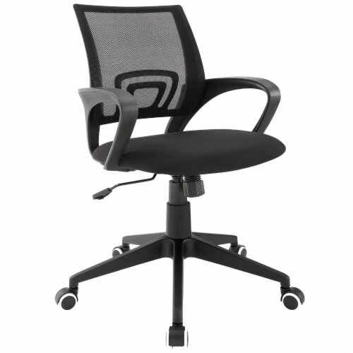 Twilight Office Chair - Black Perspective: front