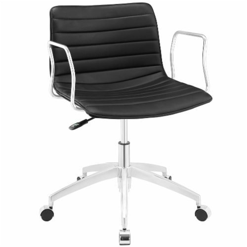 Celerity Office Chair - Black Perspective: front