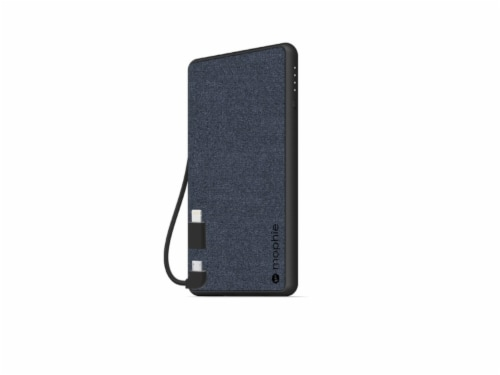 mophie PowerStation Plus Mini Portable Charger 4060 mAh 1 pk - Case Of: 1; Perspective: front