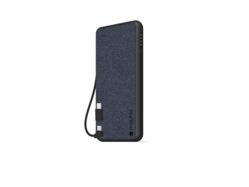 mophie PowerStation Plus Portable Charger 6040 mAh 1 pk - Case Of: 1; Perspective: front