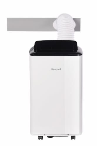 Honeywell 8000 BTU Portable Air Conditioner with Dehumidifier & Fan Perspective: front