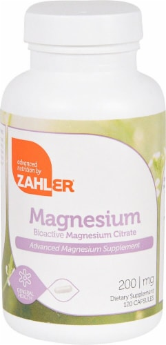 Zahler  Magnesium Perspective: front