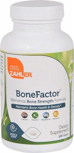 Zahler  BoneFactor™ Perspective: front