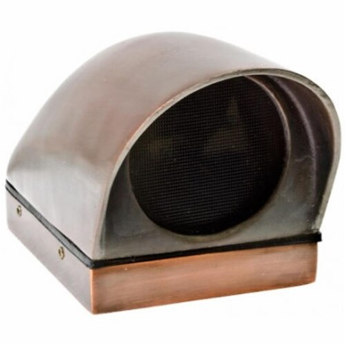 Dabmar Lighting LV73-ABZ 20 watt Walkway Light - MR16, Antique Bronze - 12V Perspective: front