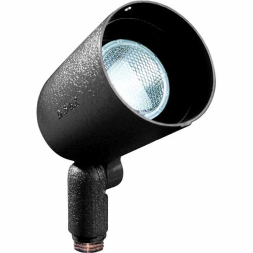 Dabmar Lighting DPR20-B Cast Aluminum Directional Spot Light, Black Perspective: front