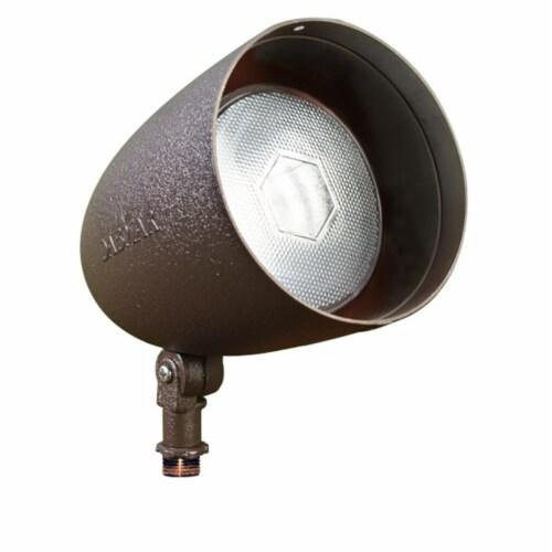 Dabmar Lighting DPR38-BZ Cast Aluminum Directional Spot Light, Bronze Perspective: front