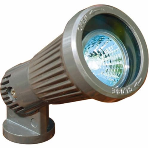 Dabmar Lighting LV200-BZ Cast Aluminum Directional Spot Light, Bronze Perspective: front