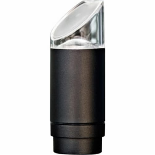 Dabmar Lighting LV206-B Cast Aluminum Accent Path, Walkway and Area Light, Black Perspective: front