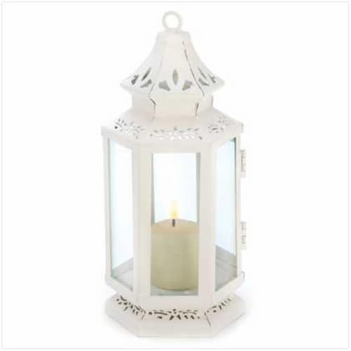 Home Locomotion 10013360 Small Victorian Lantern Perspective: front