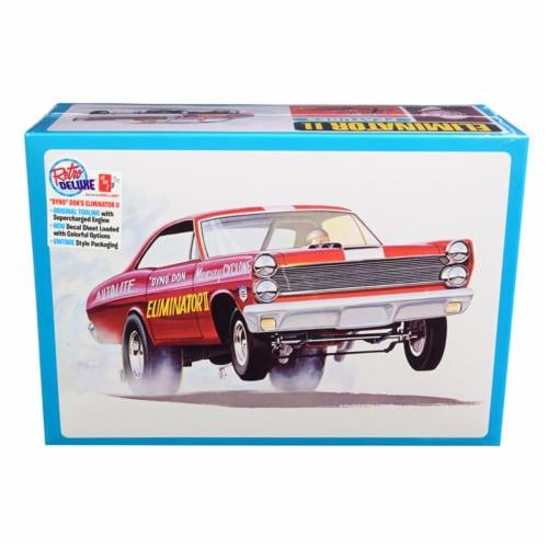 AMT AMT1151 Skill 2 Model Kit Mercury Cyclone Funny Drag Car Dyno Don Nicholsons Eliminator I Perspective: front