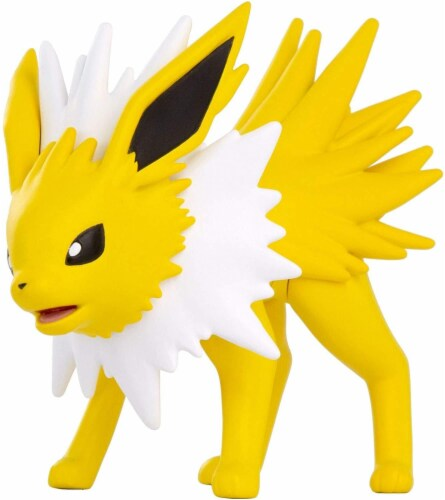 Pokemon Articulated 3 Inch Battle Figure | Jolteon Perspective: front
