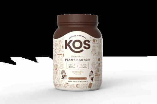 Kos Vegan Protein - Chocolate Perspective: front