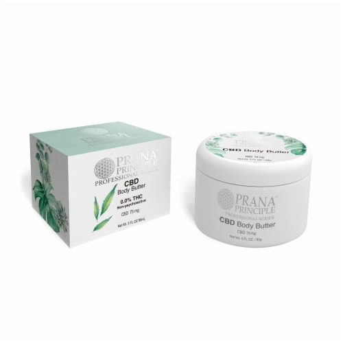 Prana™ Principle Body Butter Perspective: front
