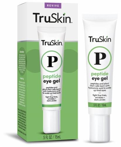 TruSkin Peptides Eye Gel Perspective: front