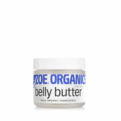 Zoe Organics  Belly Butter Perspective: front