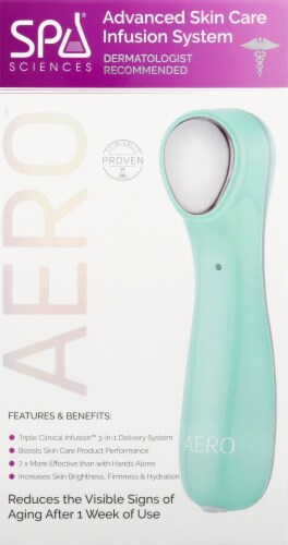 Spa Sciences Advanced Skin Care Infusion System Perspective: front