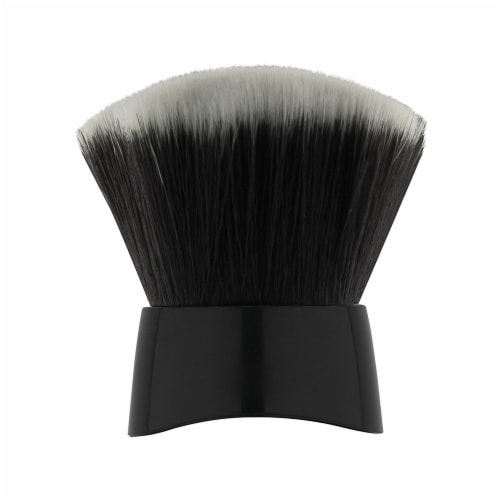 Spa Sciences Echo No. 20 Replacement Antimicrobial Sonic Makeup Brush Head Perspective: front