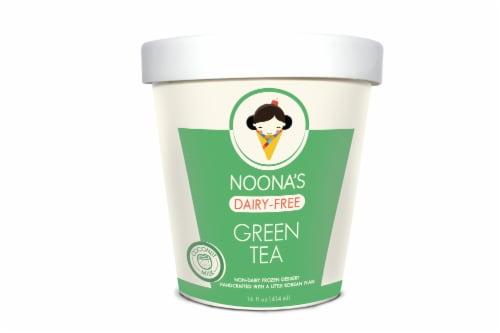 Noona's Vegan Matcha Green Tea Non-Dairy Frozen Dessert - 5 pints Perspective: front