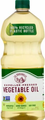 La Tourangelle Vegetable Oil Perspective: front