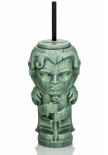 Geeki Tikis Game of Thrones Plastic Tumbler Mug Perspective: front