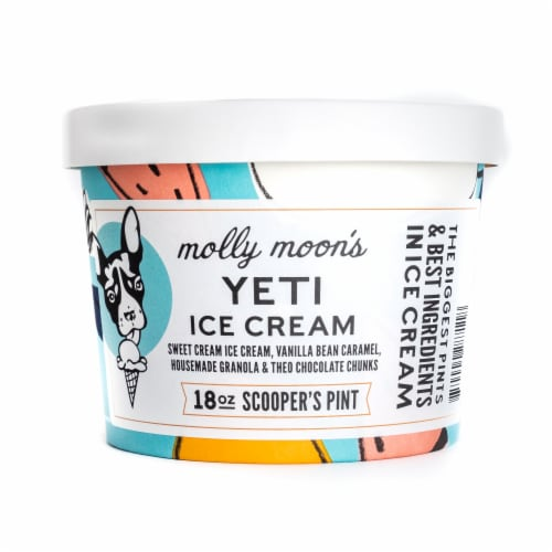 Molly Moon's Yeti Ice Cream Perspective: front