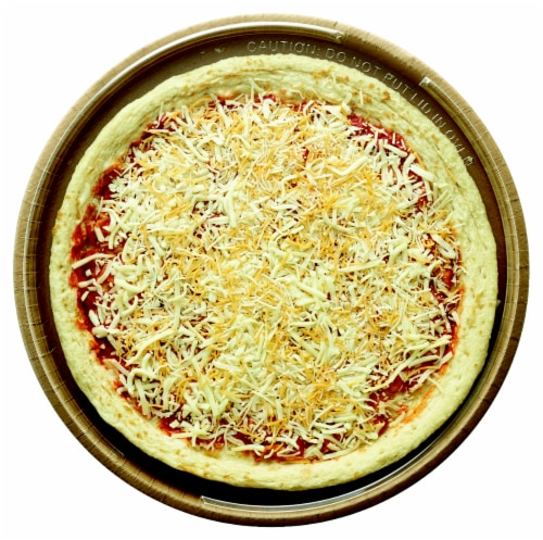 Rapid Fired Pizza Take & Bake Cheese Pizza Perspective: front
