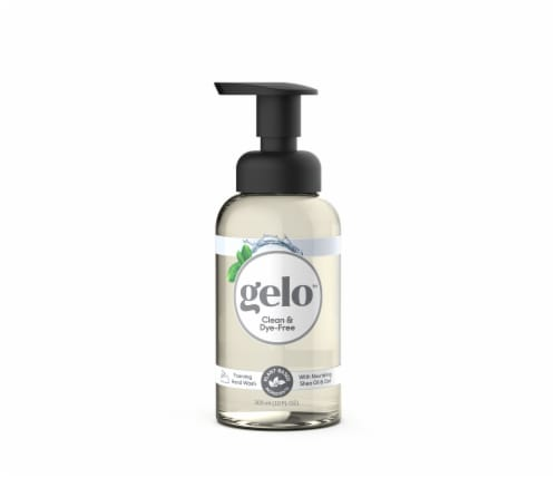 Gelo Clean & Dye-free Foaming Hand Soap Perspective: front