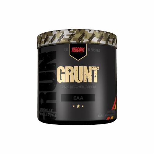 Redcon1 Grunt Blood Orange Dietary Supplement Perspective: front