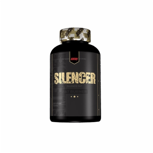 Redcon1  Silencer Fat Burner Perspective: front