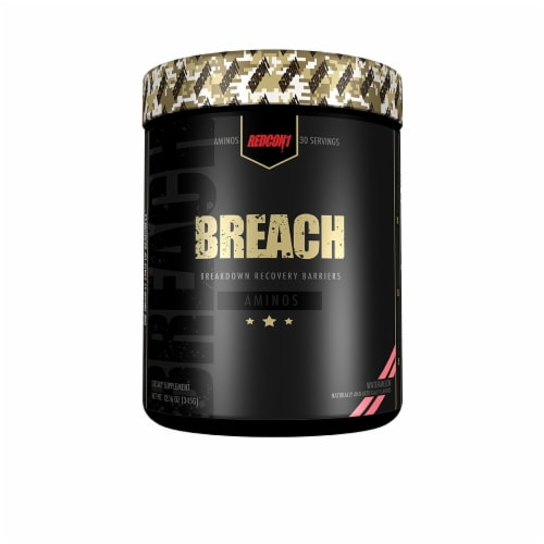 Redcon1  Breach Aminos   Watermelon Perspective: front