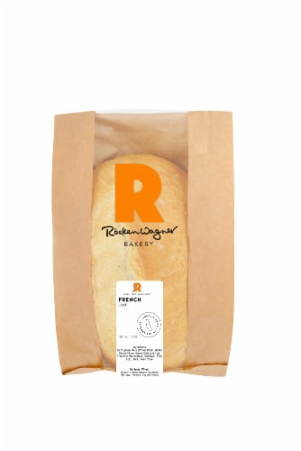 Rockenwagner Bakery French Loaf Bread Perspective: front