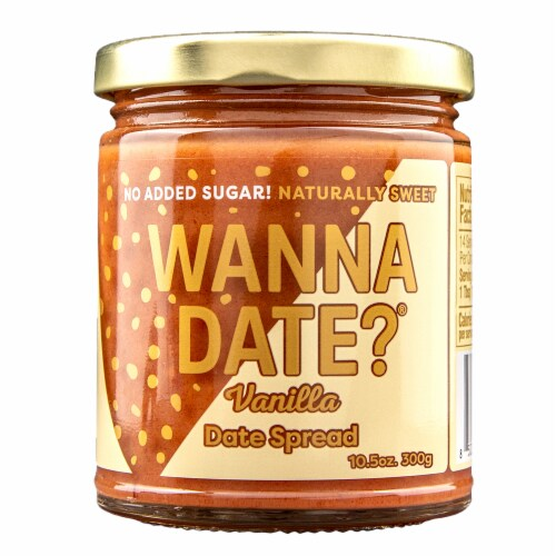 Wanna Date? Vanilla Date Spread Perspective: front