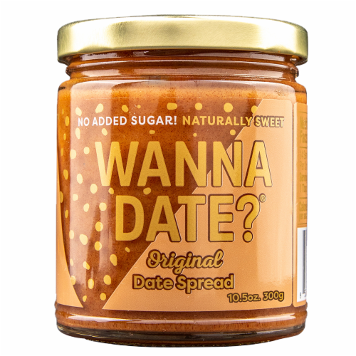 Wanna Date? Original Date Spread Perspective: front