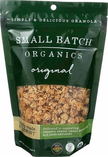Small Batch Organics Gluten Free Original Granola Perspective: front