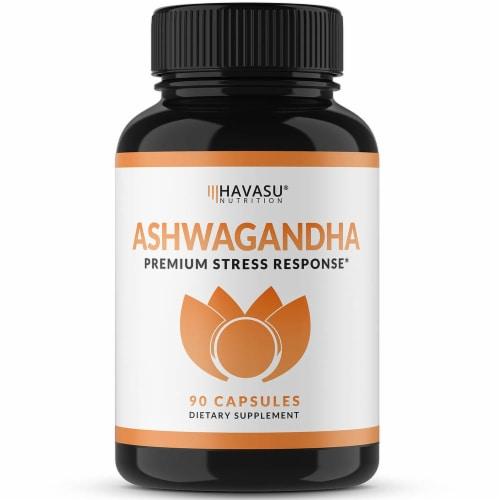 Havasu Ashwaganha Supplements Perspective: front