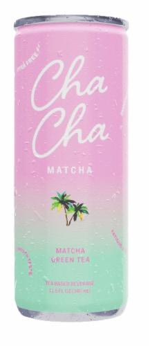 Cha Cha Matcha Green Tea Beverage Perspective: front