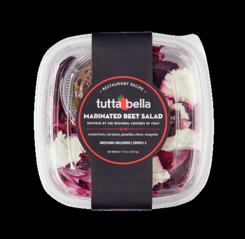 Tutta Bella Marinated Beet Salad Perspective: front