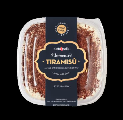 Tutta Bella Filomena's Tiramisu Perspective: front